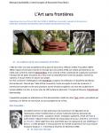 L'ART SANS FRONTIERE